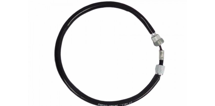 Kabel & Selang Kabel Tachometer Hitam 0