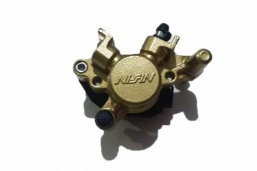 Nissin 2675 Kaliper Gold