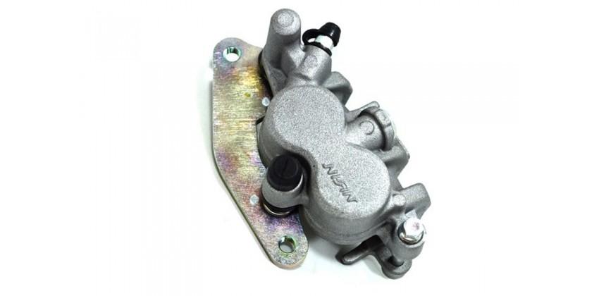 Honda Genuine Parts 45150-KZZ-902 Kaliper Silver Depan 0