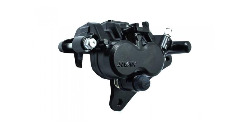 45250KYE902 Kaliper Caliper 2 Hitam Depan New CBR 150R K45G, CB150 Verza & CBR150R K45A 0