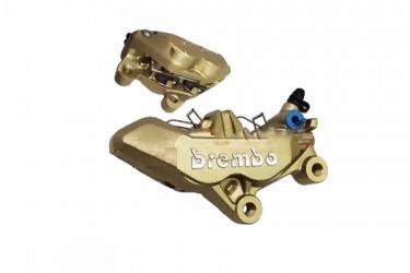 Brembo Kaliper Caliper 4 Gold