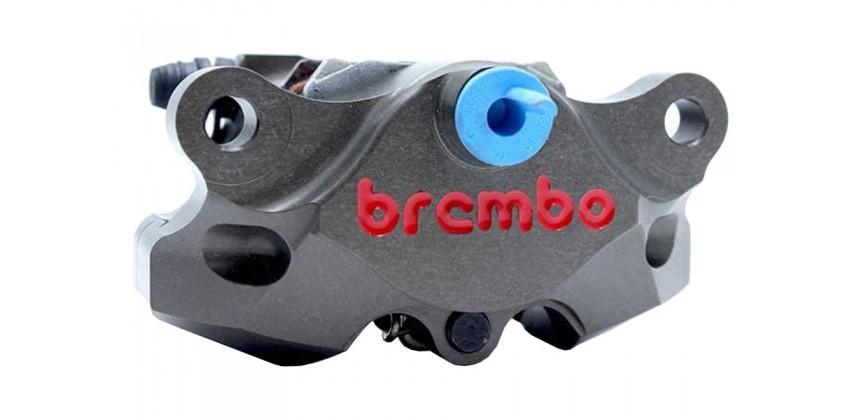 Brembo Caliper P2.34 Billet Titanium Colour 0