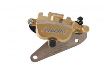 Kaliper Nissin Racing Rem Depan Motor Yamaha Zupiter Z1 Caliper Gold Yamaha Jupiter Z1