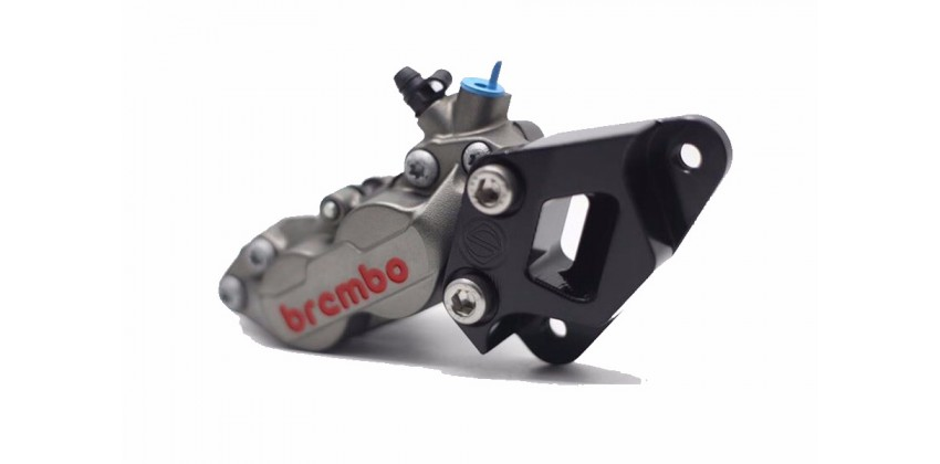 Brembo Kaliper Caliper 4 Silver 0