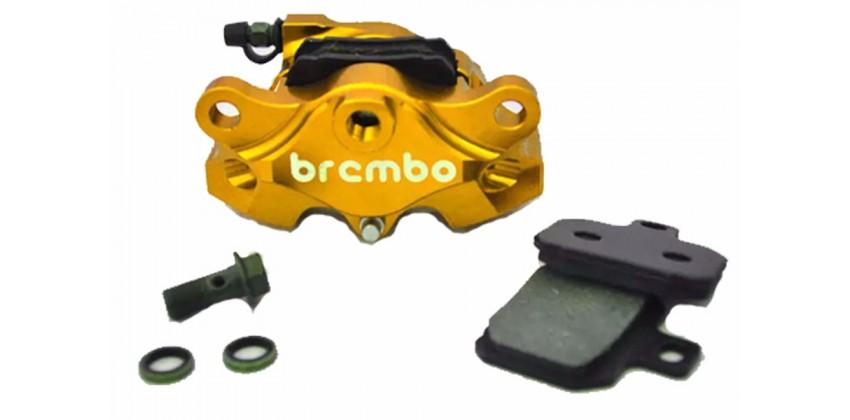 Brembo Kaliper Caliper 2 Gold 0
