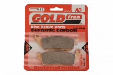 Goldfren 022 AD Kampas Rem Cakram Depan