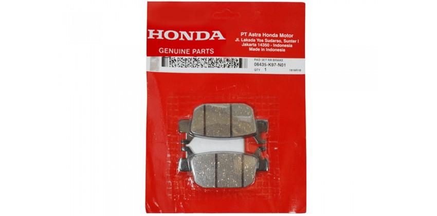06435-K97-N01 Kampas Rem Cakram Depan Honda PCX 150 All New 0
