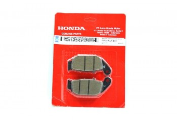 06435-KSP-B01 Kampas Rem Cakram Belakang Honda Mega Pro New