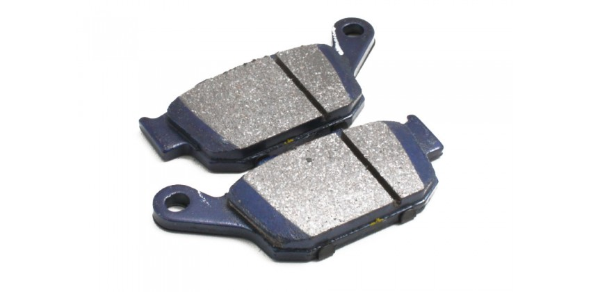 Honda Genuine Parts 06435-KYJ-900 Kampas Rem Cakram Belakang 0