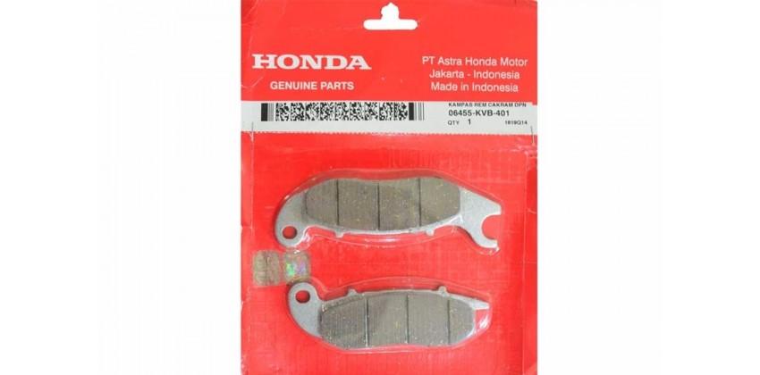 Honda Genuine Parts Kampas Rem Kampas Rem Cakram Depan 0