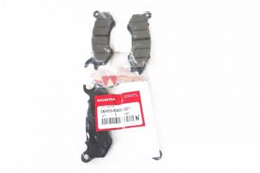 Honda Genuine Parts 06455-KWN-931 Kampas Rem Cakram