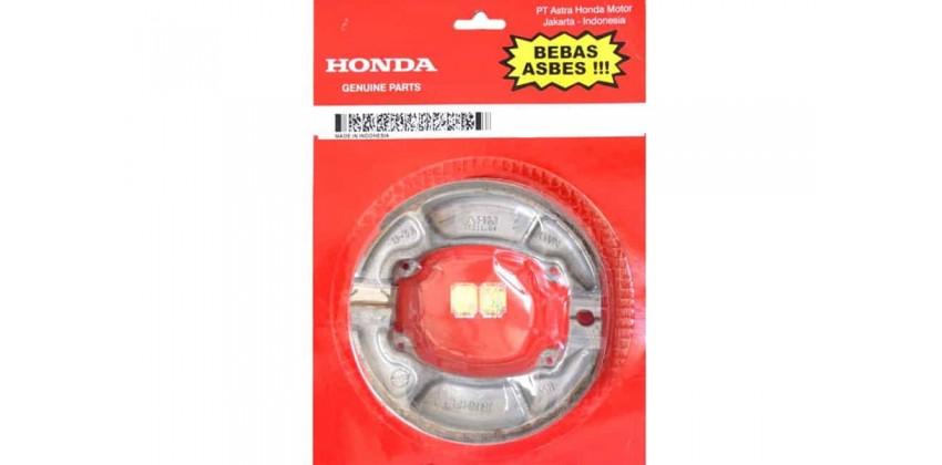 43120-362-001 Kampas Rem Tromol Belakang Honda GL Pro Neo Tech 0