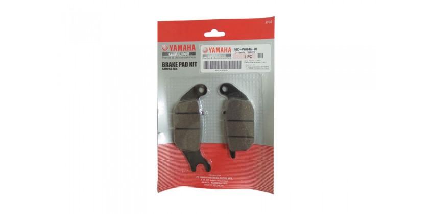 Yamaha Genuine Part & Accessories Kampas Rem Kampas Rem Cakram Belakang 0