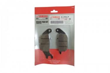 Yamaha Genuine Parts 50C-W0046-00 Kampas Rem Cakram Belakang