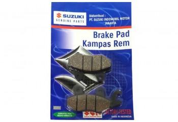 Suzuki Genuine Part 59100-21850L000 Kampas Rem Cakram Depan
