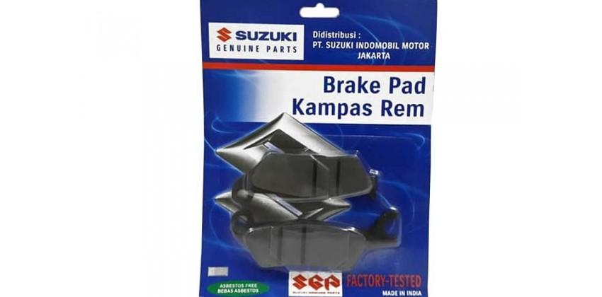 Suzuki Genuine Part Kampas Rem Kampas Rem Cakram Depan 0