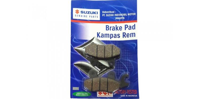 Suzuki Genuine Part 59100B25810N000 Kampas Rem Cakram Depan 0
