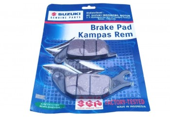 Suzuki Genuine Part 59100B41830N000 Kampas Rem Cakram Depan