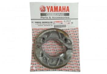 Yamaha Genuine Parts 5D9-F530K-00 Kampas Rem Tromol Belakang