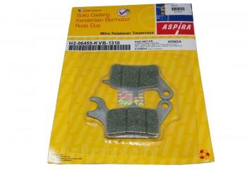 Aspira H2-06455-KVB-1310 Kampas Rem Cakram Depan