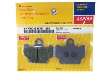 Aspira YH-W0045-RXK-1200 Kampas Rem Cakram Depan