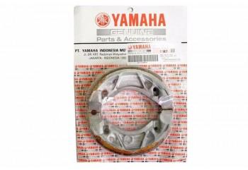 Yamaha Genuine Parts YMH0420 Kampas Rem Tromol Belakang
