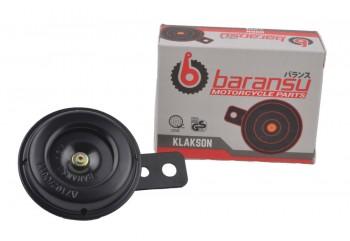 BARANSU 22993 Klakson Disc Hitam