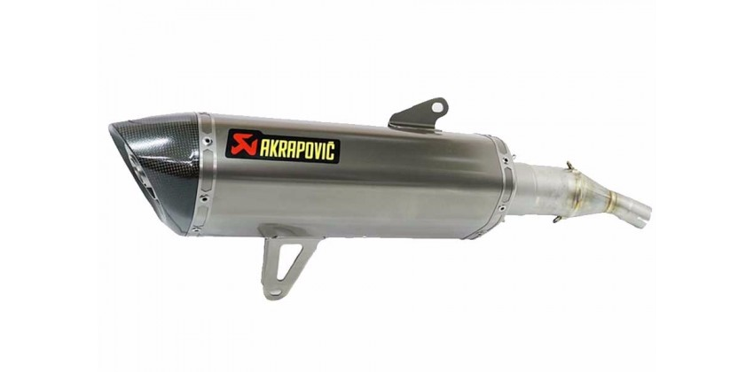 Akrapovic 10854 Knalpot Slip On 0