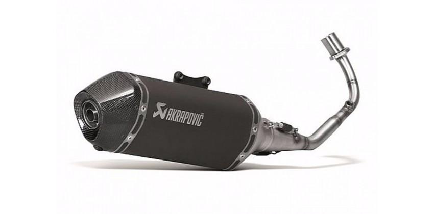 Akrapovic 3V Knalpot Full System 0
