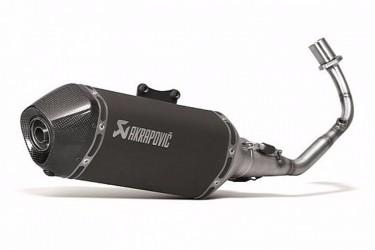 Akrapovic 3V Knalpot Full System