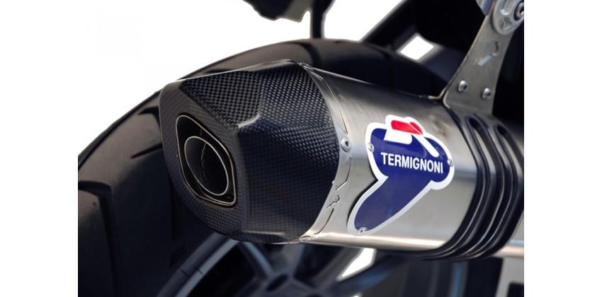 Termignoni BW12080TV Knalpot Knalpot Full System Titanium 0