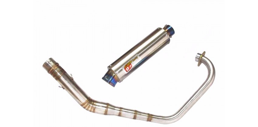 C2 Knalpot Full System Doff 0