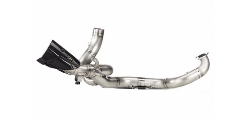 E-D12E4 Knalpot Pipa Ducati Multistrada 0