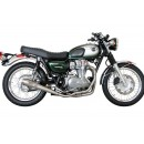 SC Project Kawasaki W800 Full System 2-1 With Conic Silencer 0