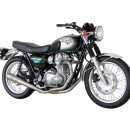 SC Project Kawasaki W800 Full System 2-1 With Conic Silencer 1