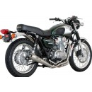 SC Project Kawasaki W800 Full System 2-1 With Conic Silencer 2