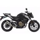 LV One Evo Knalpot Full System Stainless Steel Honda CB 500 F**, Honda CBR 500 R** 1