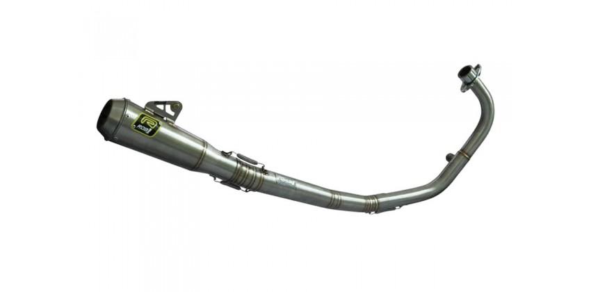 Knalpot Sonic MP5 GP17 Stainless 0