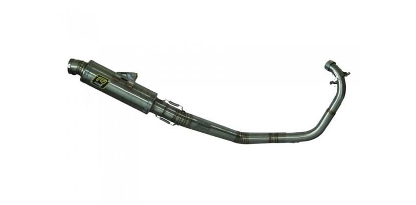 MP5 Road Race Knalpot Knalpot Full System 0