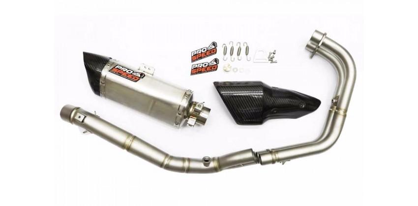 Viper Knalpot Full System Full Stainles Steel 0