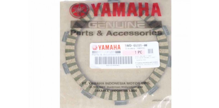 Yamaha Genuine Parts 1WD-E6331-00 Kampas Kopling 0