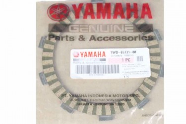 Yamaha Genuine Parts 1WD-E6331-00 Kampas Kopling