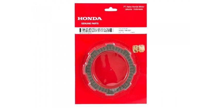 22201-166-001 Kampas Kopling Honda Supra X 0