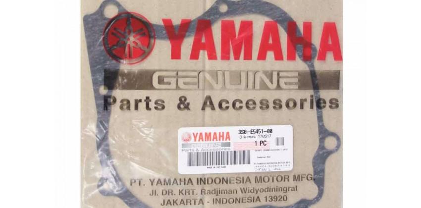 3S0-E5451-00 Packing Kopling Kanan Yamaha Jupiter Z, Yamaha Jupiter Z Burhan, Yamaha Vega New, Yamaha Vega R 0