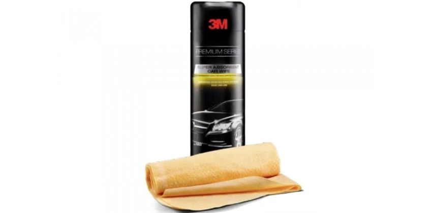 3M 1053 Premium Car Wipe 0
