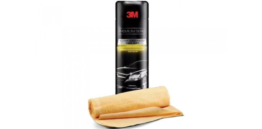 3M Premium Car Wipe 1053 0