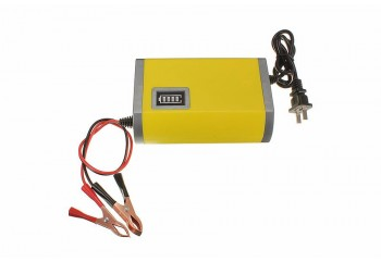 Portable Motorcycle Car Battery Charger