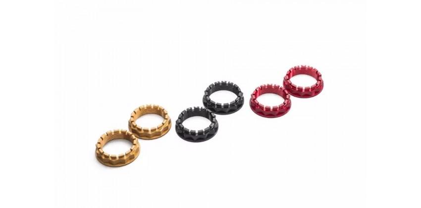 Rear Wheel Axle Nut 0