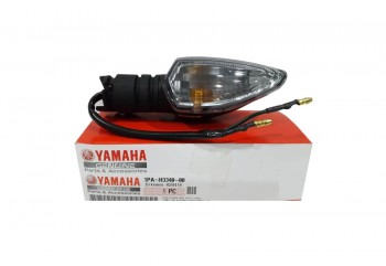Yamaha Genuine Parts 1PA-H3340-00 Lampu Sein Standar Hitam