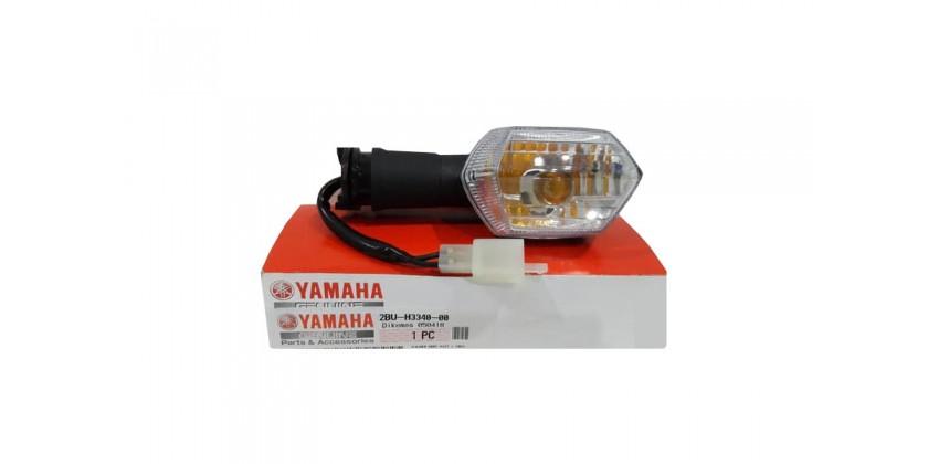 Yamaha Genuine Parts 2BU-H3340-00 Lampu Sein Standar Kuning Kanan 0